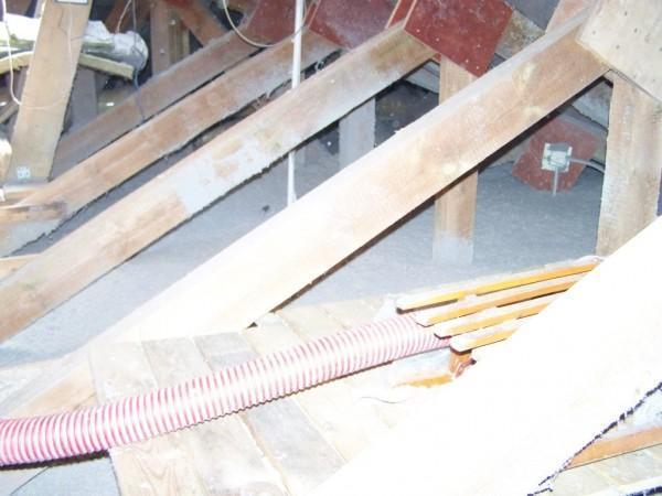 budowa podłogi na poddaszu