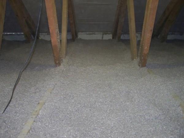 strych, montaż podłogi