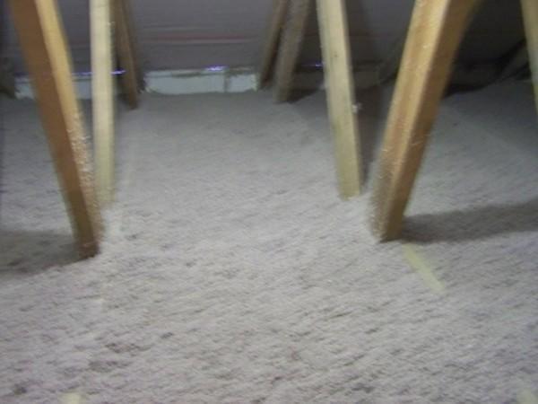 poddasze podłoga
