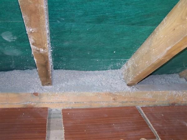 ocieplenie dachów skośnych