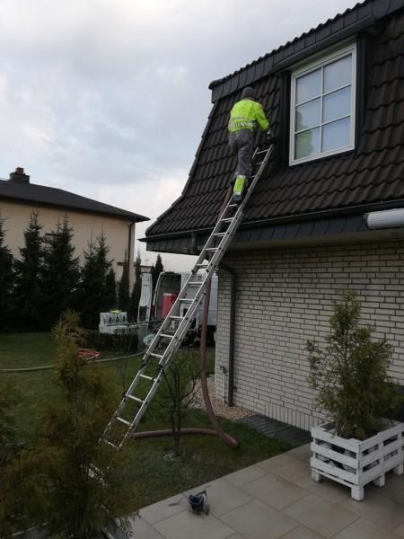 na dachu skosy skosy