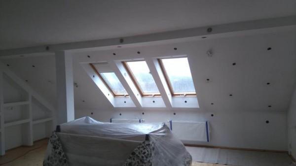 okna skośne na dachu