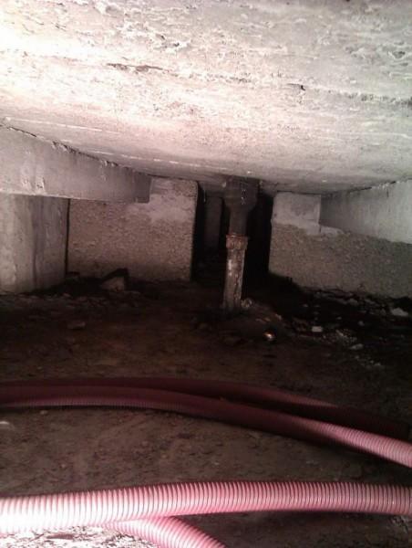 ocieplenie bloków strop